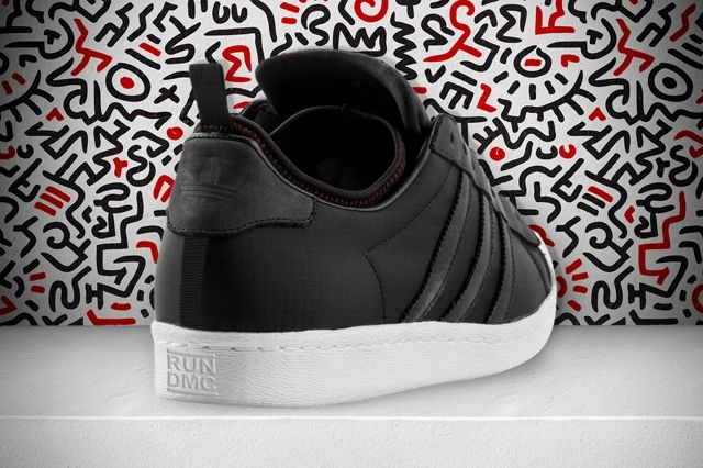 Adidas Superstar Christmas In Hollis Heel