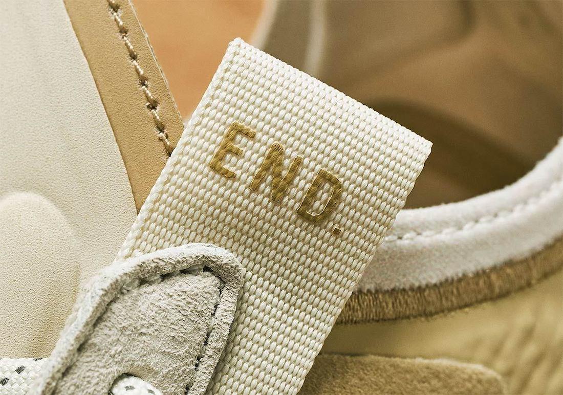 END. x adidas EVO 4D Dune FW9953