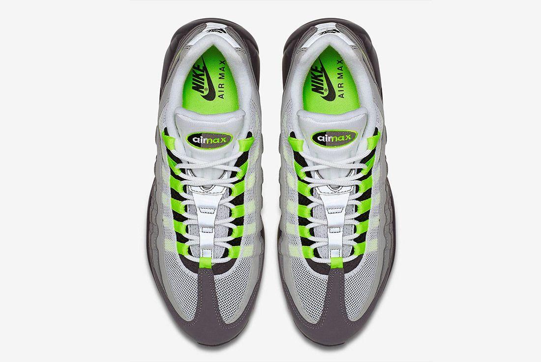 Nike Air Max 95 Neon 2018 Retro 5