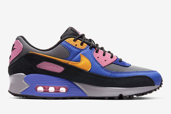 Nike Air Max 90 Acg Cn1080 500 Lateral2