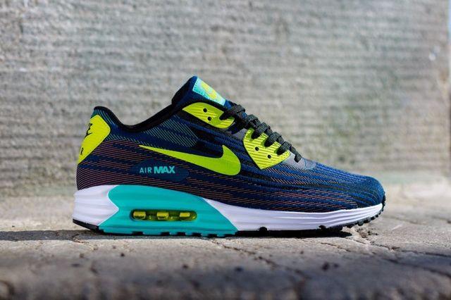 Nike Air Max Lunar 90 Jacquard New Colours 4