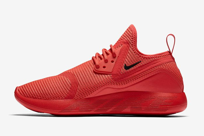 Nike Lunarcharge Breathe Red 4