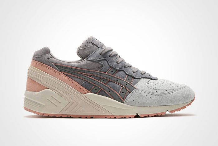 Asics Gel Sight Taupe Grey Thumb 1