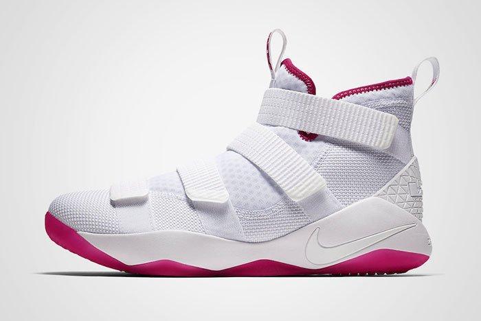 Nike Lebron Soldier 11 Kay Yow Thumb