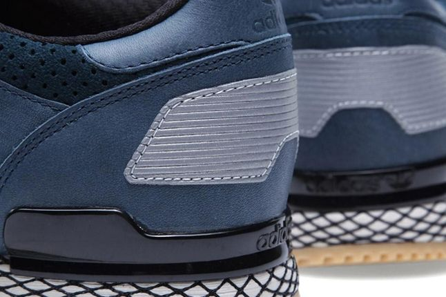 Adidas Originals Zx 700 Gum And Perf Pack Navy Heels 1