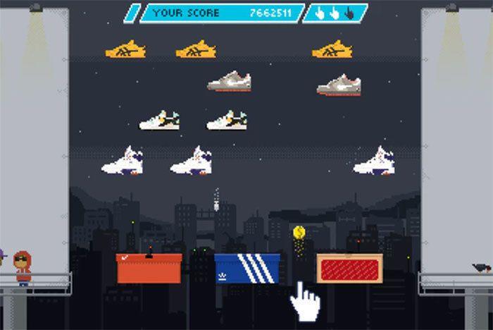 Sneaker Invaders 2