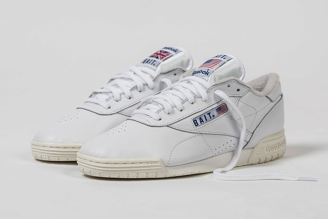 Bait X Reebok Classic West East Pack Workout Club C Ex O Fit 3