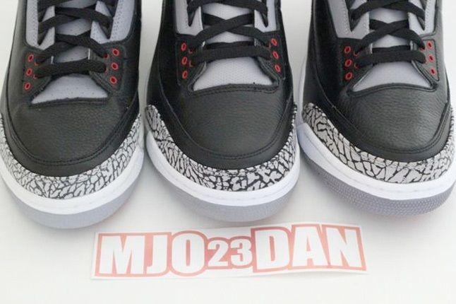 Air Jordan Iii Comparison 8 1