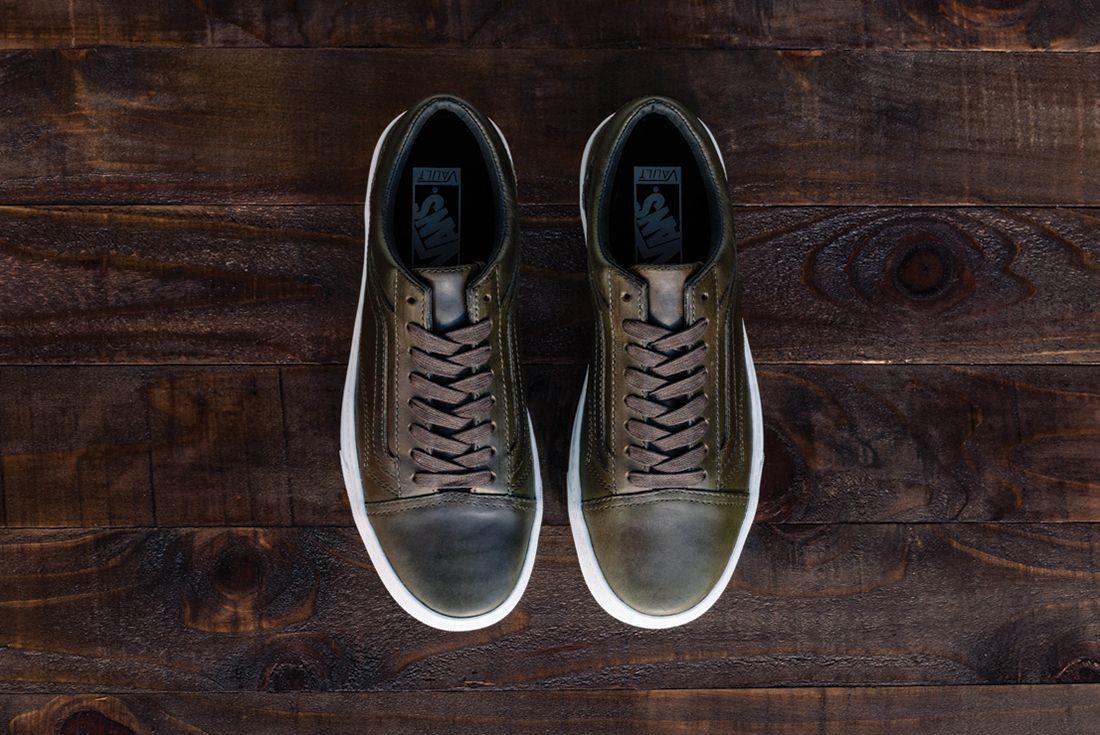 Horween Leather X Vans Vault Collection24