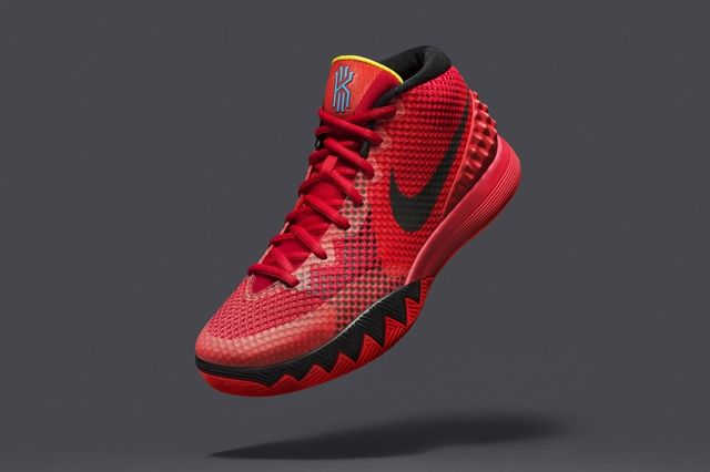 Nike Introduces The Kyrie Red Sneak 9