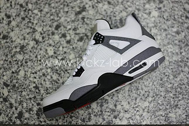 Air Jordan 4 Tech Grey 061 1