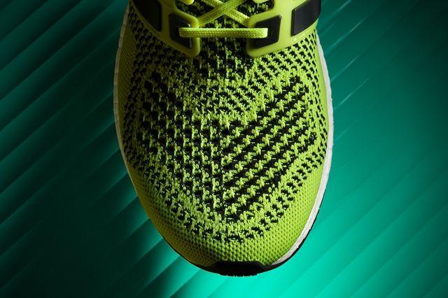 Adidas Ultra Boost Solar Yellow 3
