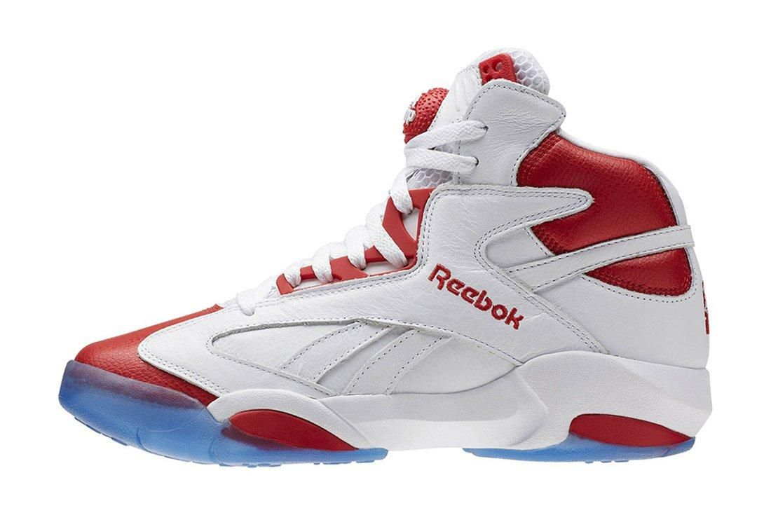 Reebok Combine Two 90S Basketball Icons