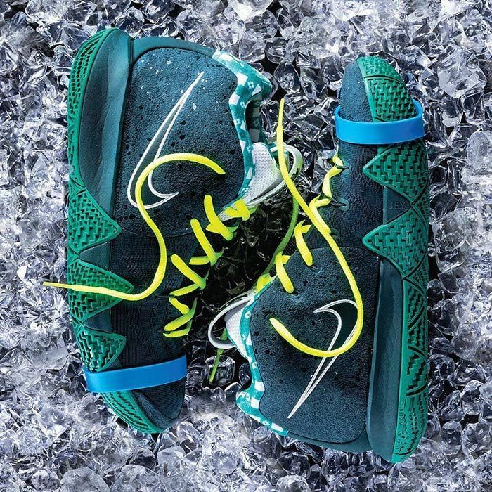 Concepts X Nike Kyrie 4 Green Lobster 2