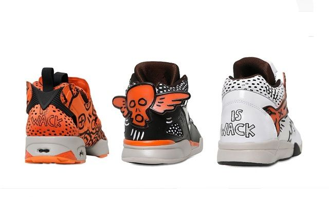 Keith Haring Reebok Crack Is Wack Pack 7