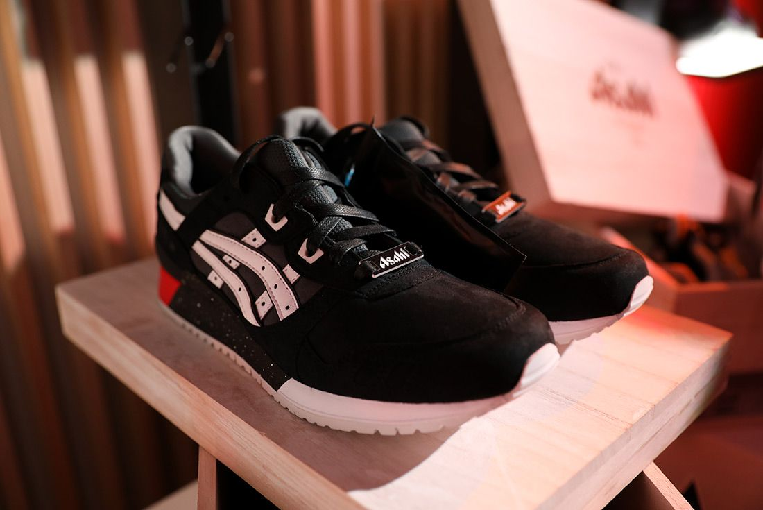 Asics X Asahi Gel Lyte Event Launch 6