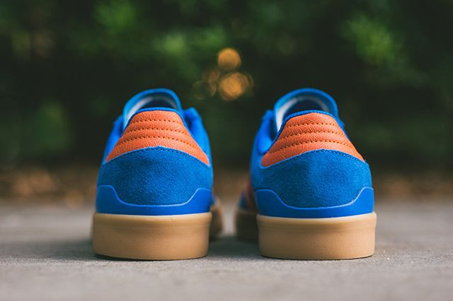 Adidas Skate Buseinitz Vulc Knicks 3