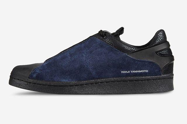 Adidas Y3 Smooth Star Navy
