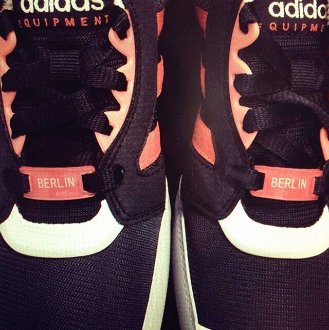 Adidas Eqt Running Cushion 91 Berlin