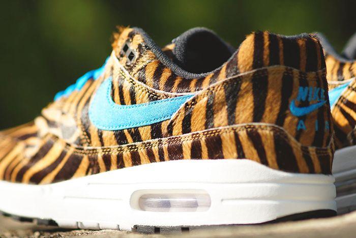 Nike Atmos Air Max 1 Tiger Heel