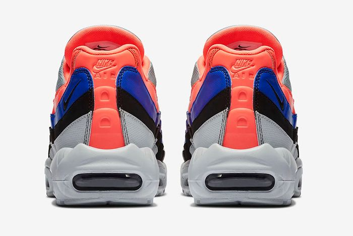 Nike Air Max 95 Bright Mango Racer Blue 749766 035 3 Sneaker Freaker