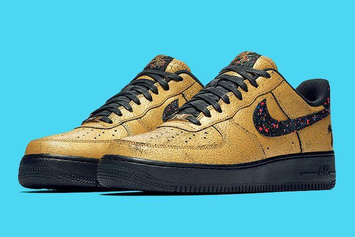 Nike Air Force 1 Caribana 5