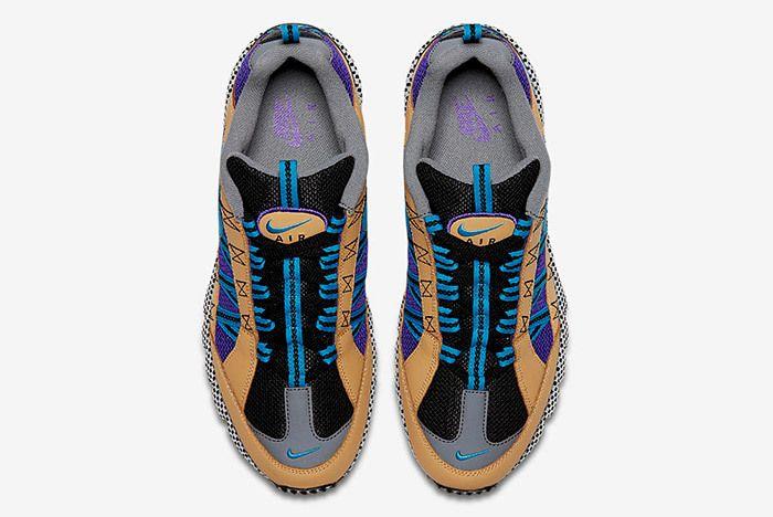Nike Air Humara Neo Turquoise Fierce Purple 4