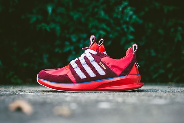 Adidas Sl Loop Runner Run Red 7