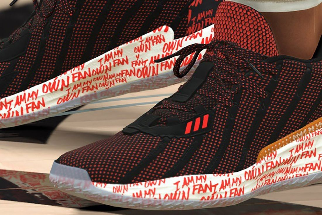 dame 7 screenshot adidas