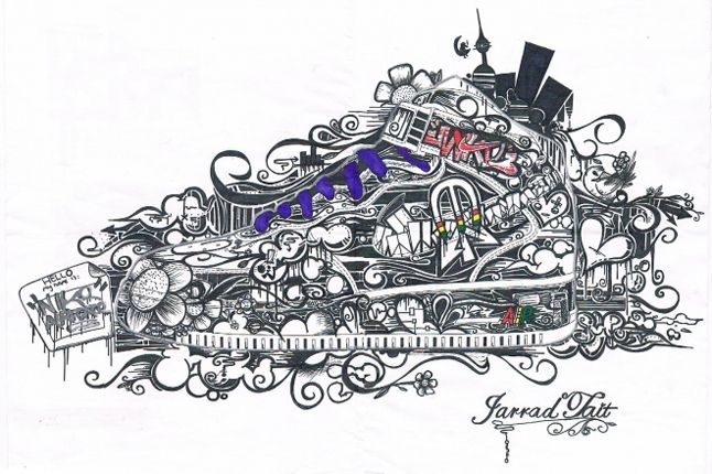 Foot Locker Worlds Richest Colouring Competition 2 1