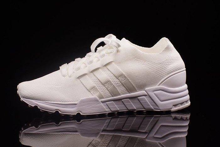 Adidas Equipment Support Primeknit White 2