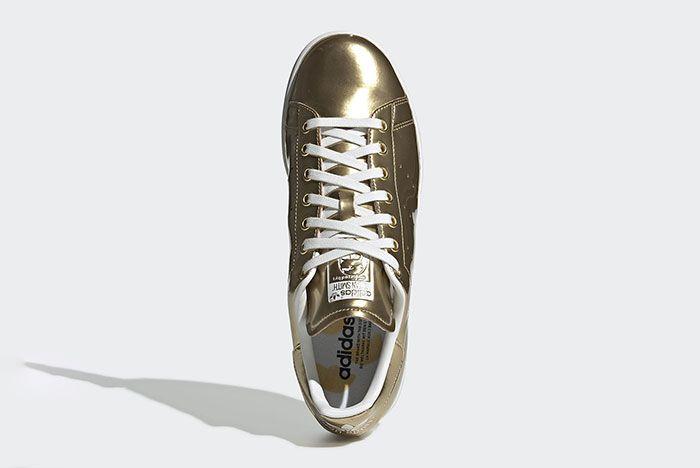 Adidas Stan Smith Metal Fv4298 Top