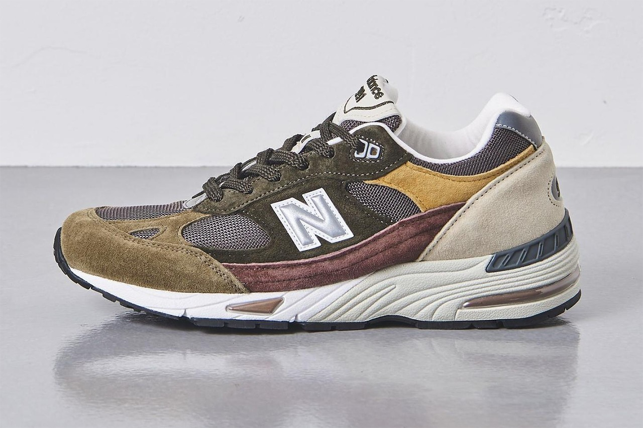 New Balance 991 (United Arrows Exclusive)