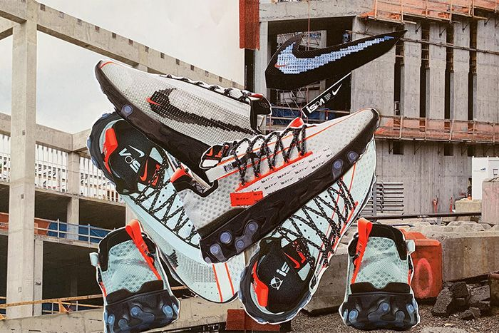 Nike React Runner Ispa Summer 2019 Release Date Collage Black