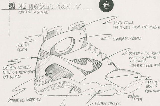 Nike Air Flight Huarache 18 1