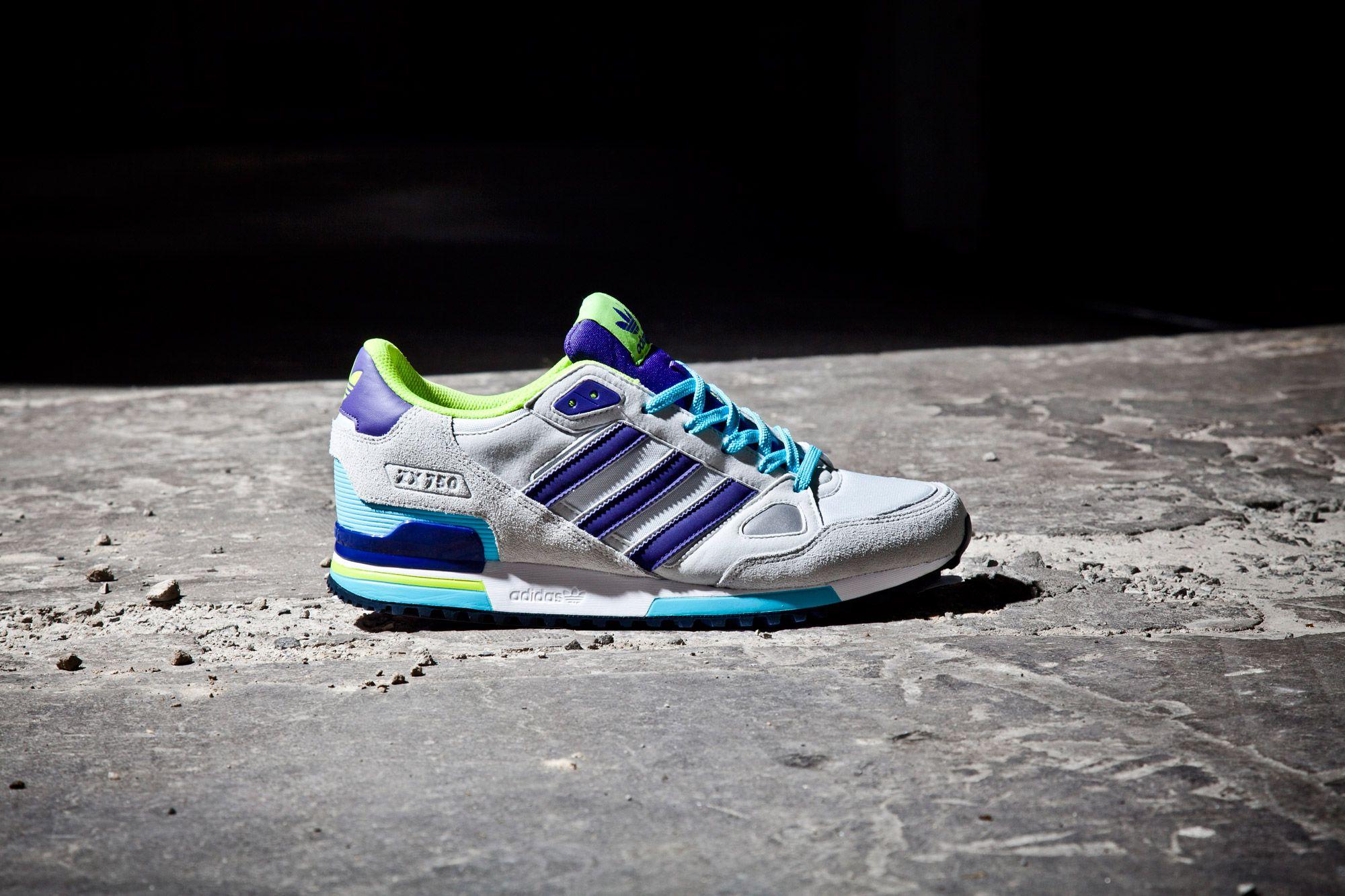 Adidas Fl Zx750 Colour Flash