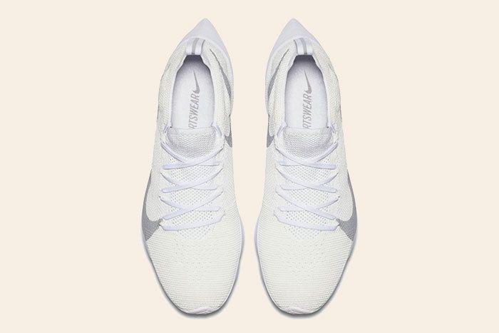 Nike Vapor Street Flyknit White Wolf Grey 3