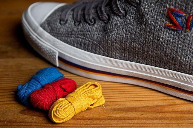 Sneakersnstuff X Converse Lovikka All Star Extra Laces 2