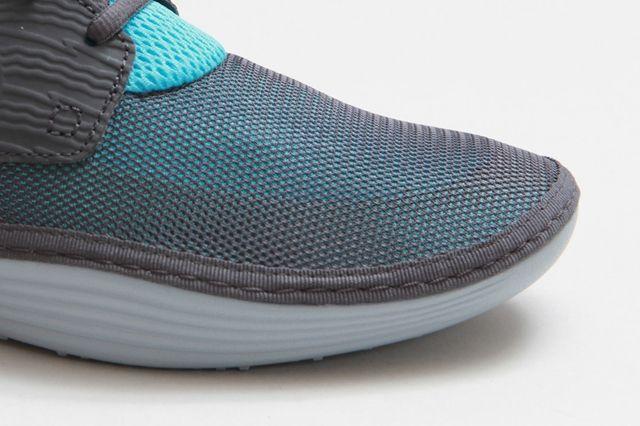 Nike Solarsoft Moccasin Polarized Blue 1