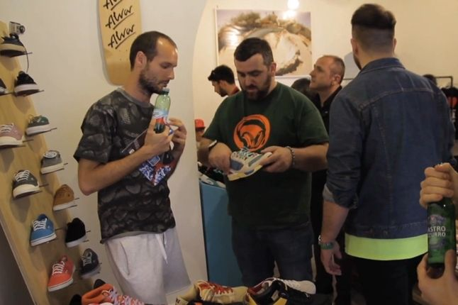 I Love Sneaker Market Rome 10 1