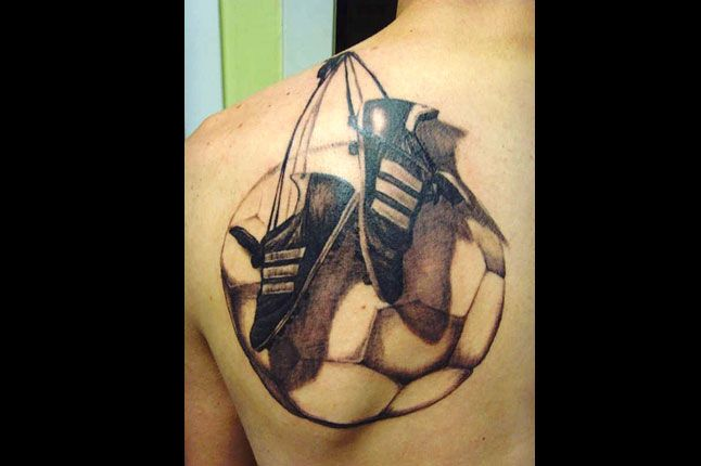 Sneaker Tattoo 1 1