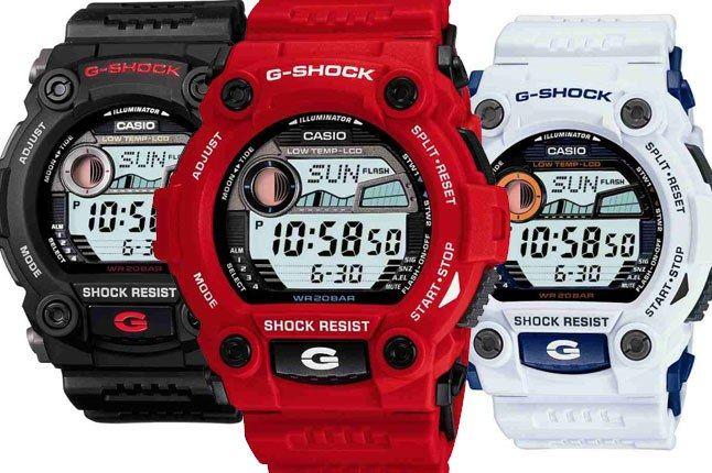 Casio G Shock G Rescue 1