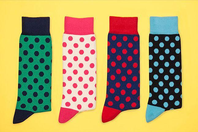 Relax Socks Dot 1