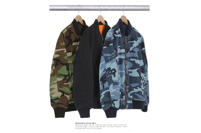 Supreme Ss15 Outerwear Collection 5