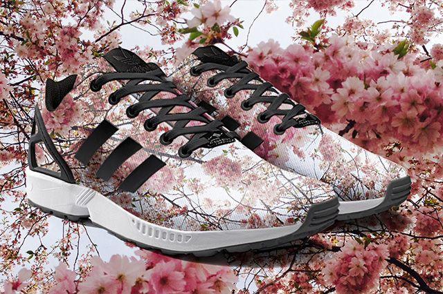 Zx Flux Set To Hit Mi Adidas With Photo Print Option 4