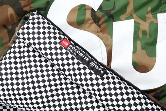 Supreme North Face Spring 2011 Capsule Collection 4 1