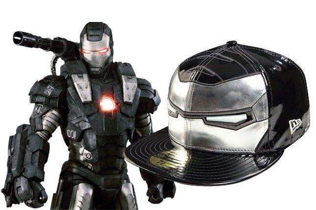 New Era Iron Man2 3 1