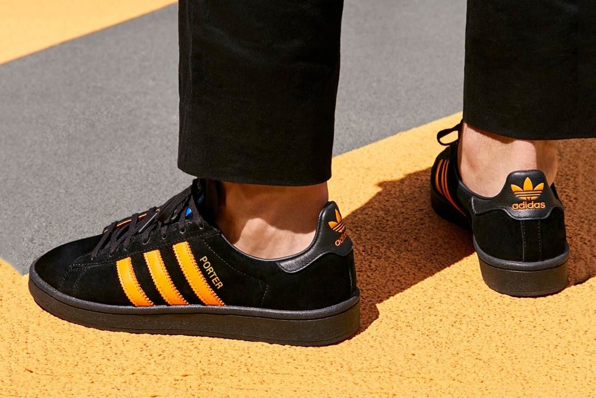 Porter Adidas Campus B28143 4 Sneaker Freaker