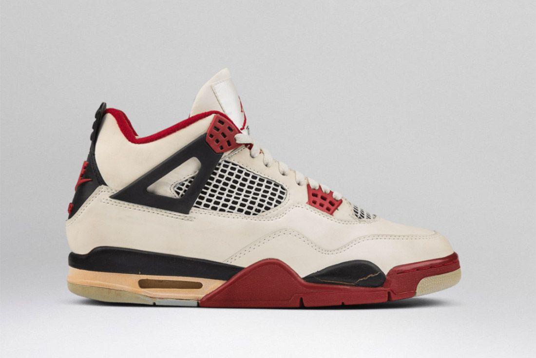 Material Matters Jordan Brand Air Jordan 4