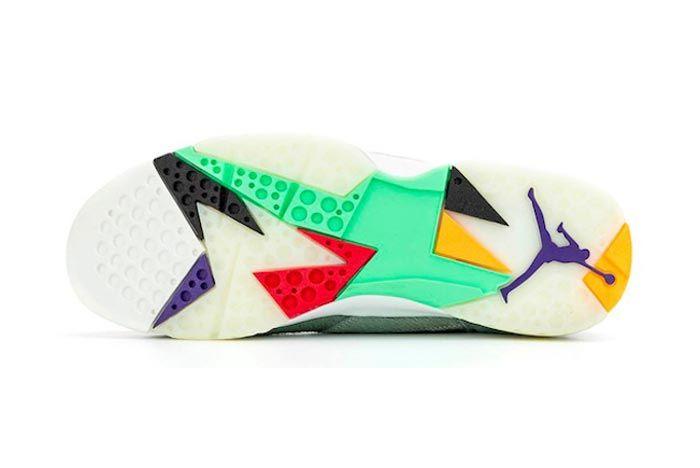 Air Jordan 7 Hare 2 0 Outsole